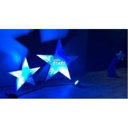 Звезды на подставке